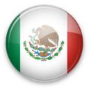 128x128px size png icon of Mexico