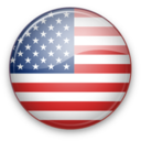 128x128px size png icon of United States
