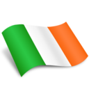Eire Ireland Flag Icon