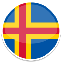 128x128px size png icon of Aland