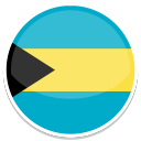 128x128px size png icon of Bahamas