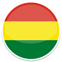 128x128px size png icon of Bolivia