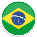 128x128px size png icon of Brazil