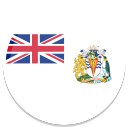 128x128px size png icon of British Antarctic