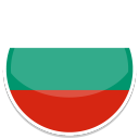 128x128px size png icon of Bulgaria