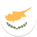 128x128px size png icon of Cyprus
