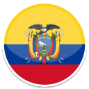 128x128px size png icon of Ecuador