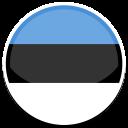 128x128px size png icon of Estonia