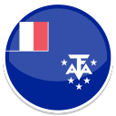 128x128px size png icon of French Southern
