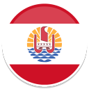 128x128px size png icon of French polynesia
