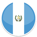 128x128px size png icon of Guatemala