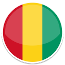 128x128px size png icon of Guinea
