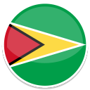 128x128px size png icon of Guyana