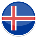 128x128px size png icon of Iceland