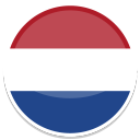128x128px size png icon of Netherlands