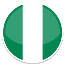 128x128px size png icon of Nigeria