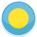 128x128px size png icon of Palau