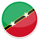 Saint kitts and nevis Icon