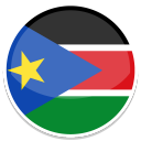 128x128px size png icon of South Sudan