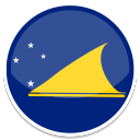 Tokelau Icon