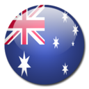 128x128px size png icon of Ashmore and Cartier Islands Flag