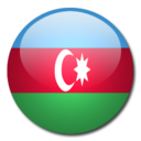 Azerbaijan Flag Icon