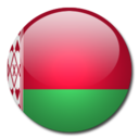 128x128px size png icon of Belarus Flag