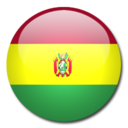 128x128px size png icon of Bolivia Flag