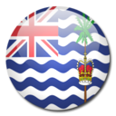 128x128px size png icon of British Indian Ocean Territory Flag