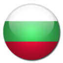 128x128px size png icon of Bulgaria Flag