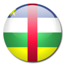 128x128px size png icon of Central African Republic Flag