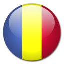 128x128px size png icon of Chad Flag