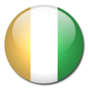 Cote d Ivoire Flag Icon