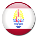 128x128px size png icon of French Polynesia Flag