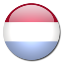 Luxembourg Flag Icon