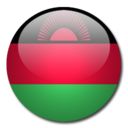 128x128px size png icon of Malawi Flag