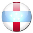 Netherlands Antilles Flag Icon