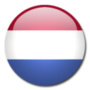 128x128px size png icon of Netherlands Flag