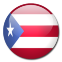 128x128px size png icon of Puerto Rico Flag