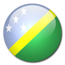 128x128px size png icon of Solomon Islands Flag