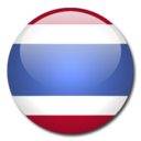 128x128px size png icon of Thailand Flag