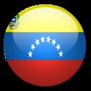 128x128px size png icon of Venezuela Flag