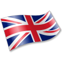 128x128px size png icon of United Kingdom Flag 2