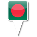 128x128px size png icon of Bangladesh