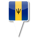 128x128px size png icon of Barbados