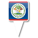 128x128px size png icon of Belize