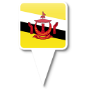 128x128px size png icon of Brunei