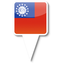 128x128px size png icon of Burma