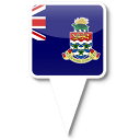 128x128px size png icon of Cayman Islands
