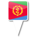 128x128px size png icon of Eritrea